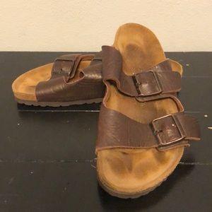 Birkenstock Leather Sandals